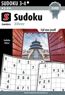 Sudoku Zilver